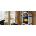 Wood stoves Nordica Falò 1XL 9kW